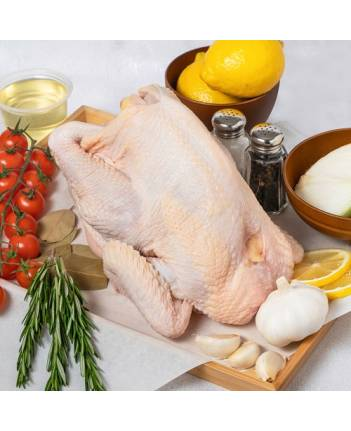 SunnyGold Fresh Whole Chicken (Kampong) 0.9-1.1kg
