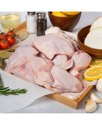 SunnyGold Fresh Chicken Portion Cut 9 1.3-1.5kg